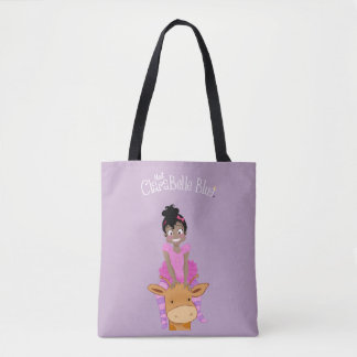 Perfect Tote - ClaraBelle & Ford (Lavender)
