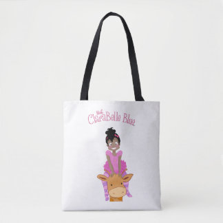Perfect Tote - ClaraBelle & Ford (White)