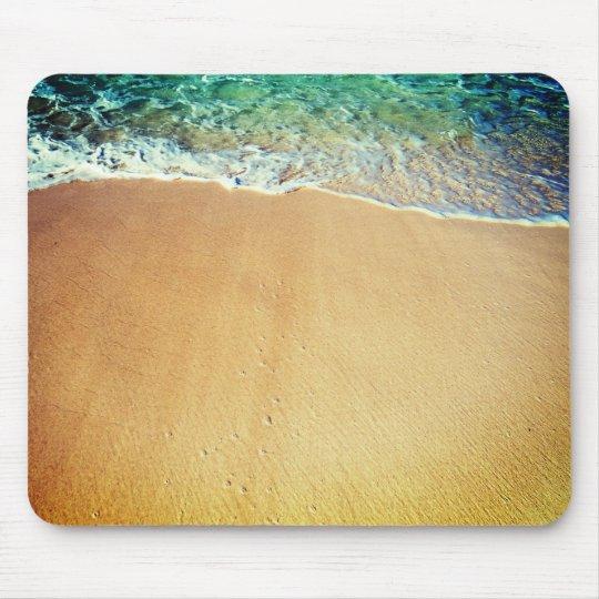Perfect Tropical Beach Mouse Mat