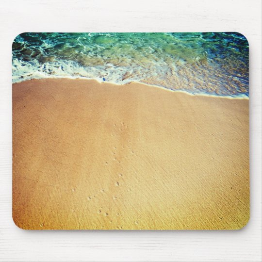 Perfect Tropical Beach Mouse Pad