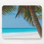 Perfect Tropical Paradise Beach Mouse Mat
