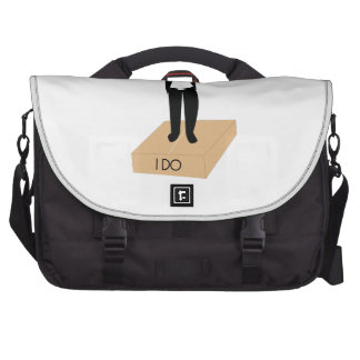 Perfect wedding gift i do commit suicide computer bag
