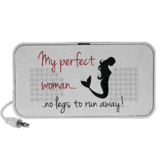 Perfect woman speakers