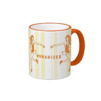 PERFECT Womanizer mug!! Ringer Mug