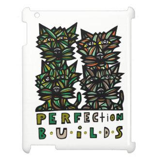 """Perfection Builds"" 631 Art iPad Case"