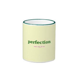 Perfection Coffee Mugs