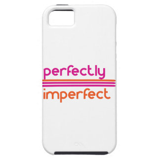 Perfectly Imperfect Case For The iPhone 5
