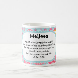 Perfectly Paisley Pretty Cocoa Mug for Girls