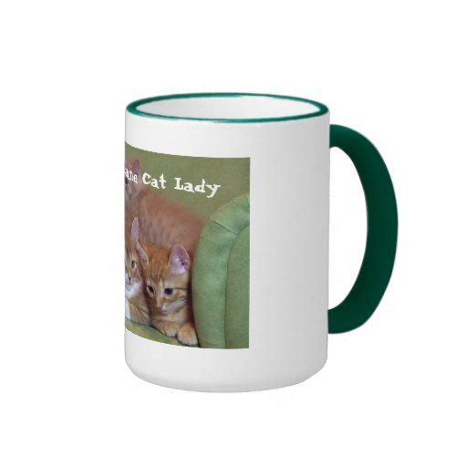 Perfectly Sane Cat Lady Mug