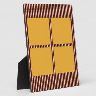 PerfectSQUARES FourSQUARES Display Plaques