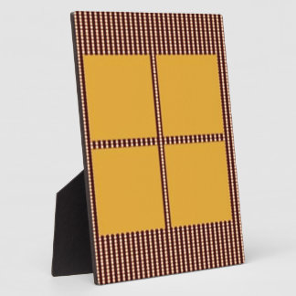 PerfectSQUARES FourSQUARES Plaque