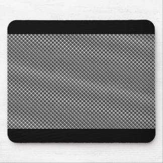 Perforated Steel Plating Mouse Mat