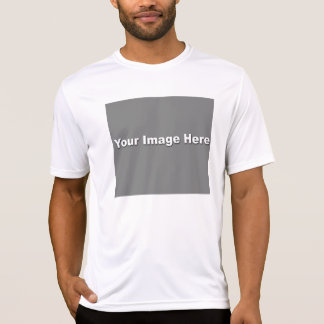Performance Micro-Fiber T-Shirt Template
