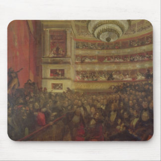Performance of 'Hernani' by Victor Hugo Mouse Mat