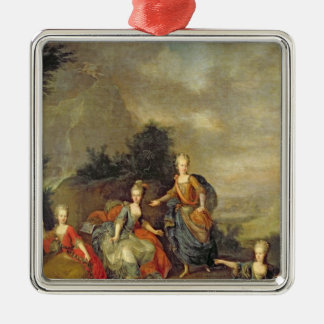 Performance of the opera by Gluck Christmas Ornament
