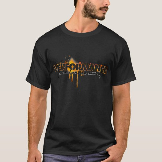 performance powdercoating T-Shirt
