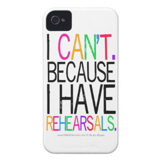 Performing Arts Humor iPhone4/4S Case iPhone 4 Cases