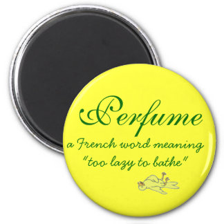 Perfume Definition 6 Cm Round Magnet