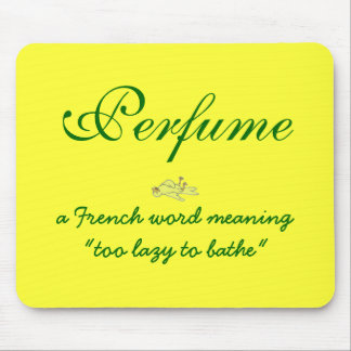 Perfume Definition Mouse Pad