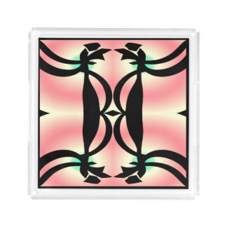 Perfume Tray for Her-Pink/White/Blue/Black