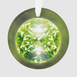 Peridot Gemstone Ornament