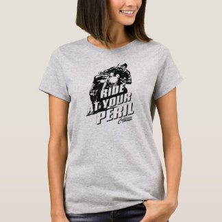 """""""Peril"""" Cafe Racer Vintage Styled T-Shirt"""
