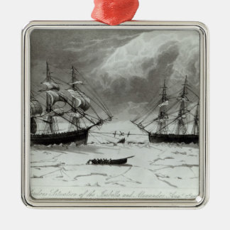 Perilous Situation of the Isabella and Christmas Ornament