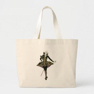 Period Gentleman Tote Bags