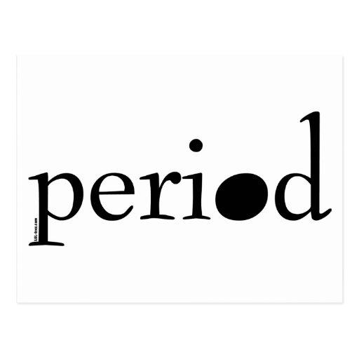 Period Postcards