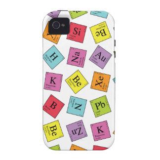 Periodic Elements Case-Mate iPhone 4 Case