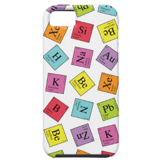 Periodic Elements iPhone 5 Case