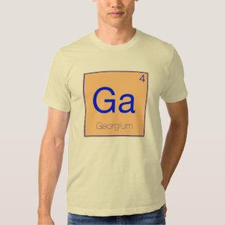 Periodic State - Georgia (GA) Tshirts