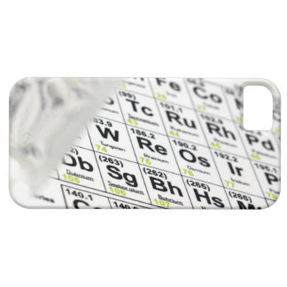 Periodic table. barely there iPhone 5 case