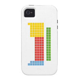 Periodic table Case-Mate iPhone 4 cases
