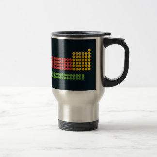 Periodic table coffee mugs