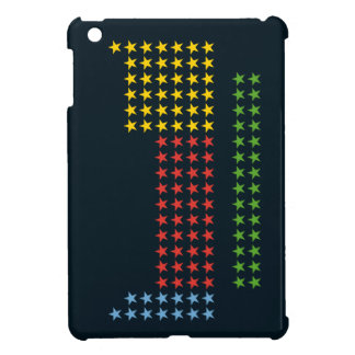 Periodic table in stars cover for the iPad mini