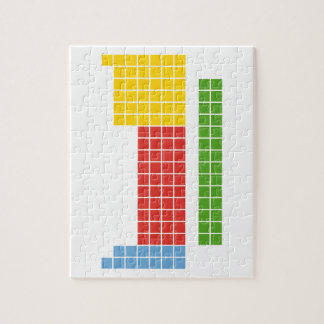 Periodic table jigsaw puzzles