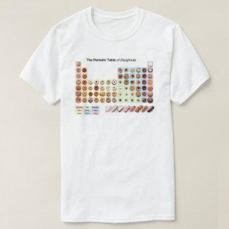 Periodic Table of Doughnuts T-shirt
