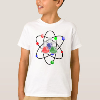 Periodic Table of Elements back color T-Shirt