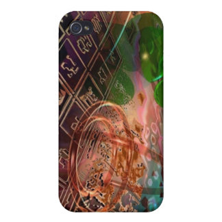 Periodic Table of Elements iPhone 4/4S Cases