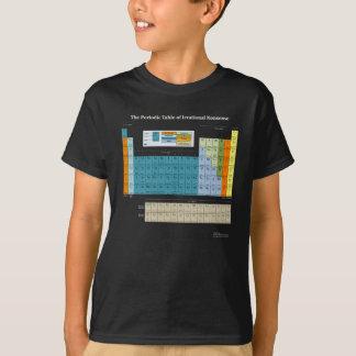 Periodic Table Of Nonsense Dark T-Shirt
