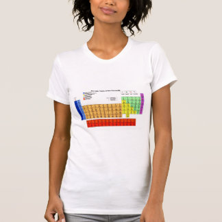 Periodic Table of the Elements T-shirts