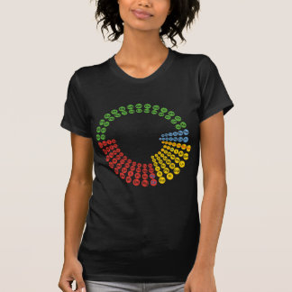 Periodic Table spiral T-Shirt