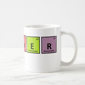 Periodic Table Teacher Appreciation Basic White Mug