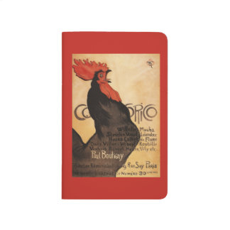Periodical Cocorico Rooster Promotional Poster Journal
