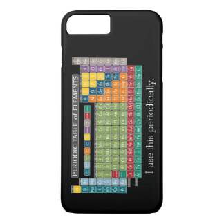 Periodically Periodic Table of Elements - Students iPhone 8 Plus/7 Plus Case