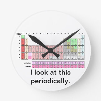 Periodically Round Clock