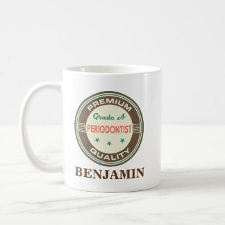 Periodontist Personalized Office Mug Gift