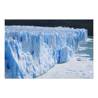 Perito Moreno Glacier Argentina Art Photo
