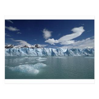 Perito Moreno Glacier Argentinar Postcard